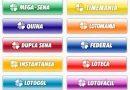 Caixa Federal irá aumentar preço das loterias a partir de 11 de novembro