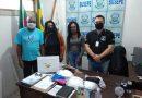 Associação da Cultura Afro de Cachoeira doa máscaras para detentos do Presídio