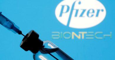 Brasil receberá mais de 17 milhões de vacinas da Pfizer até 22 de agosto