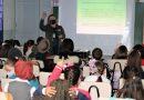 Secretaria de Meio Ambiente retoma palestra nas escolas